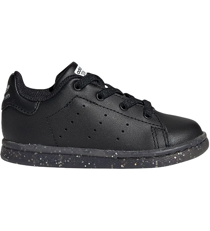 Image of adidas Originals Sko - Stan Smith El I - Sort m. Glimmer (KG820)