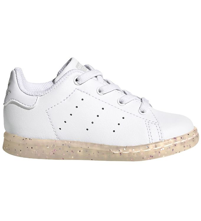Image of   adidas Originals Begyndersko - Stan Smith El I - Hvid