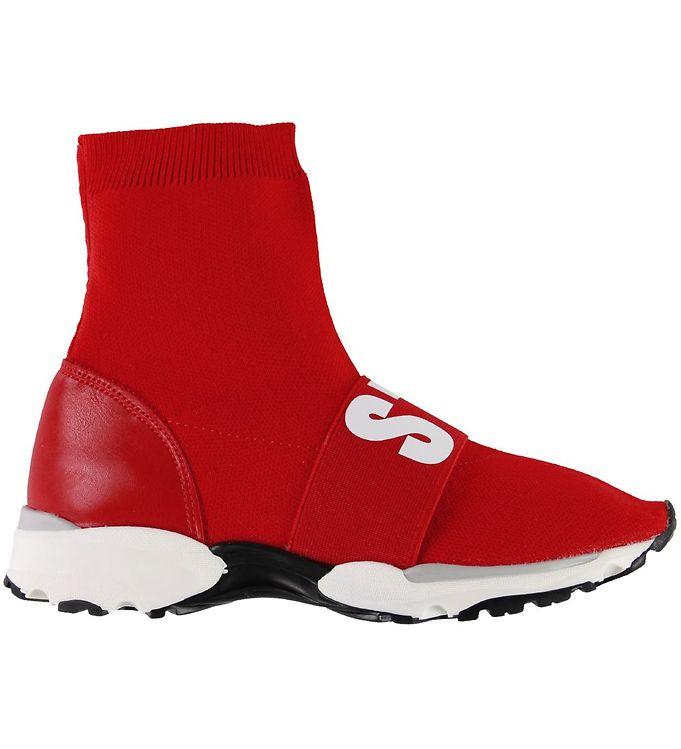 Image of Stella McCartney Kids Sneakers - Rød (KG990)