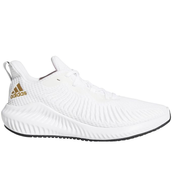 adidas Performance Sneakers - Alphabounce 3 w - Hvid - adidas Performance Børnesko,adidas Performance Sko,adidas Performance Sneakers,adidas Performance SS20 - adidas Performance
