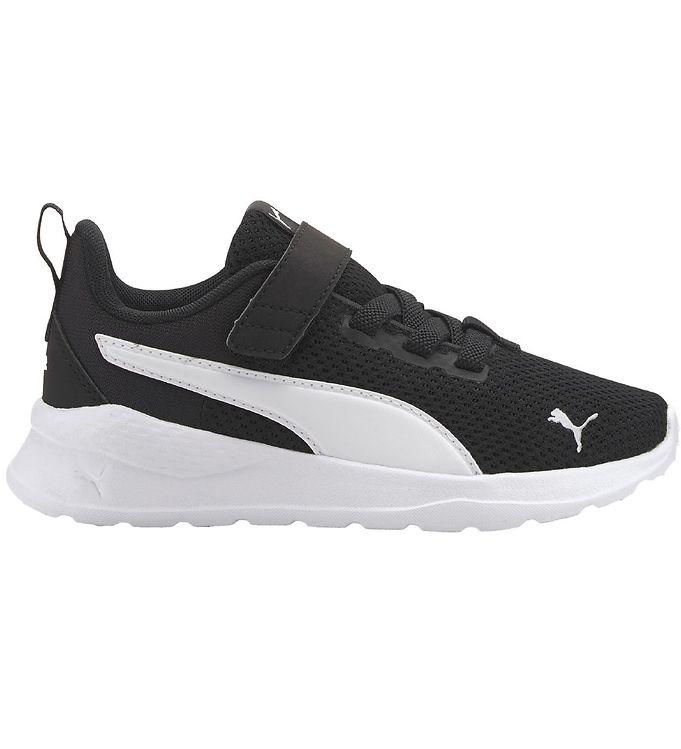 Puma Sko - Anzarun Lite AC - Sort/Hvid - Puma Børnesko,Puma Sko,Puma Sneakers,Puma SS20 - Puma