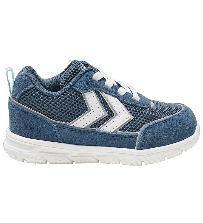 Crosslite Infant Sneakers Sko Blå Hummel