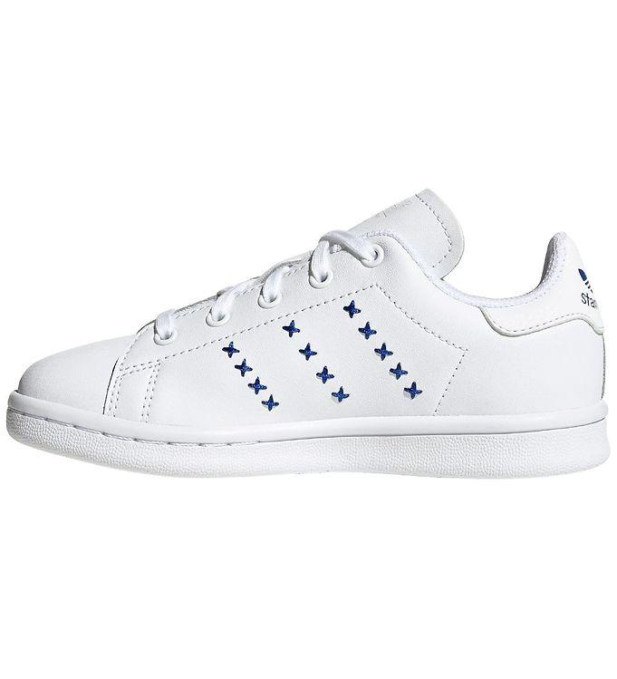 Børnetøj og sko adidas Originals Sko Stan Smith C Hvid