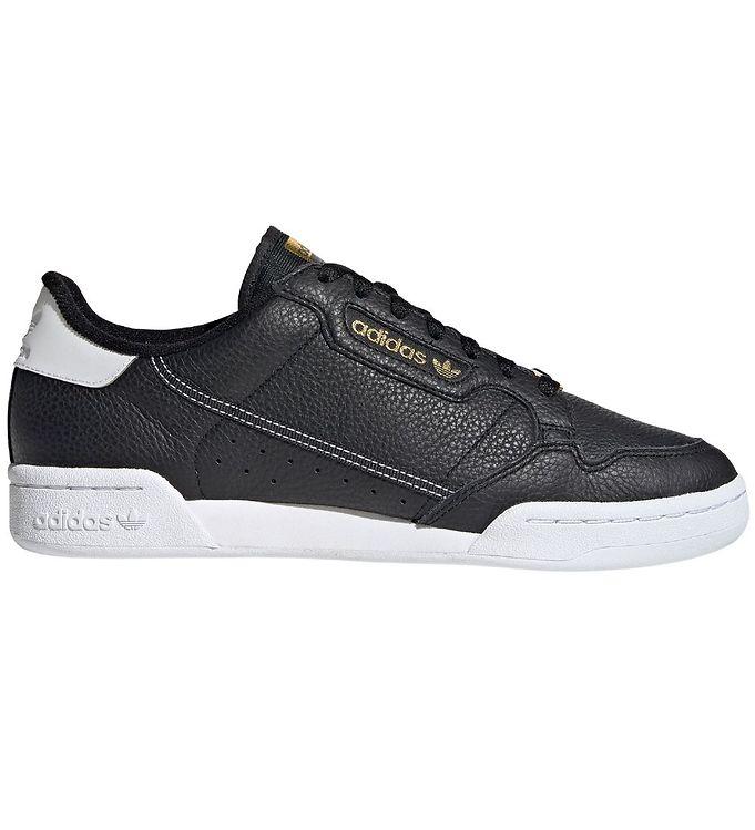 Image of adidas Originals Sko - Continental - Sort (KI029)