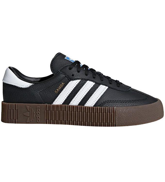 adidas Originals Sko - Sambarose W - Sort - adidas Originals AW20,adidas Originals Børnesko,adidas Originals Sko,adidas Originals Sneakers - adidas Originals