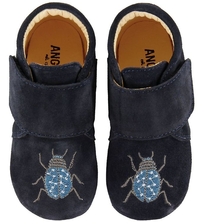 Angulus Skindfutter - Navy m. Bille