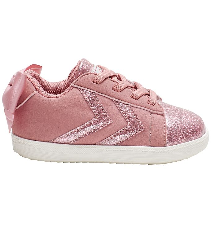 Hummel Sko - HMLHoney Bow Infant - Ash Rose