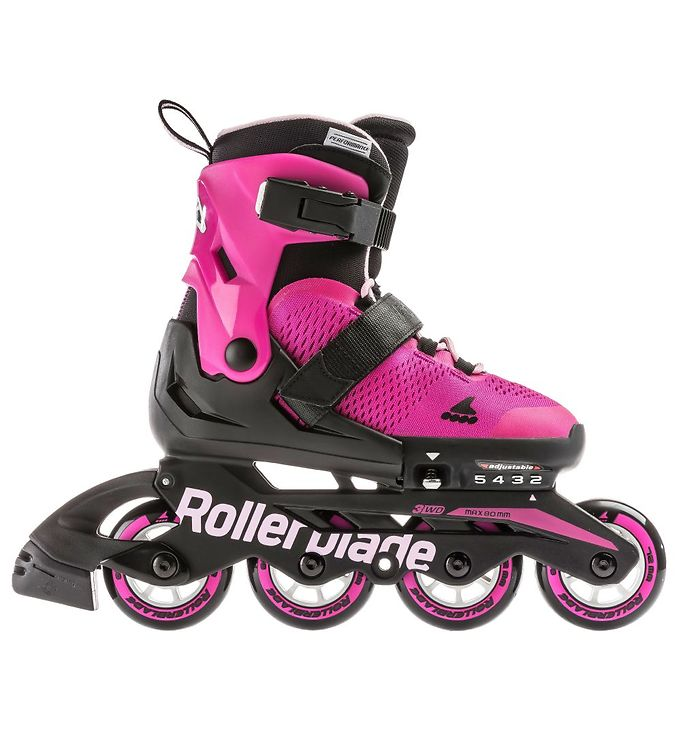 Image of Rollerblade Rulleskøjter - Microblade G - Pink/Bubblegum (LO301)