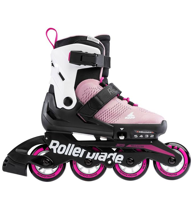 Image of Rollerblade Rulleskøjter - Microblade G - Pink/White (LO314)