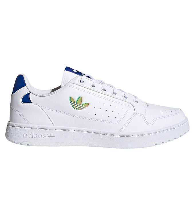 Image of adidas Originals Sko - NY 90 - Hvid/Blå (LO505)