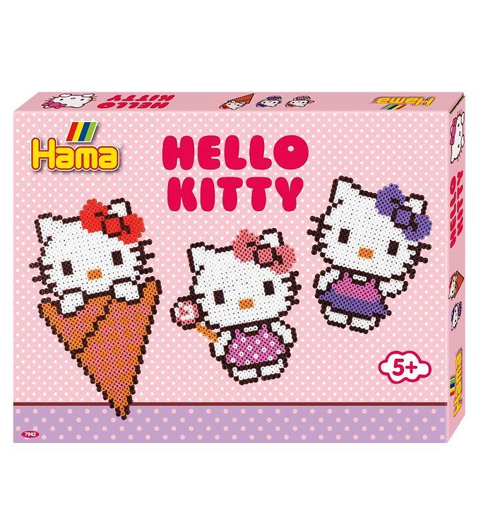 Hama Midi Gaveæske - Hello Kitty