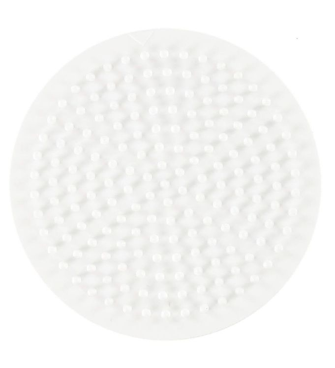 Hama midi perleplade - lille cirkel fra hama på kids-world