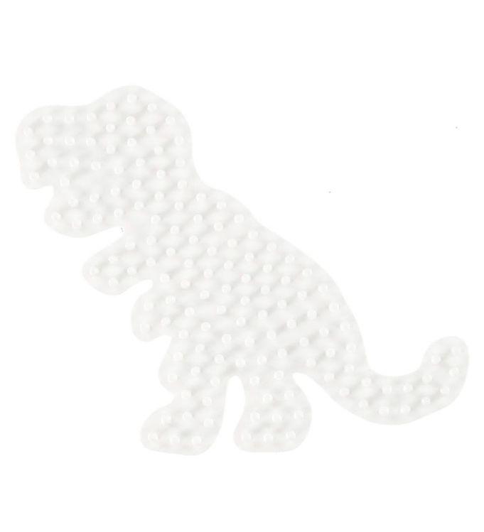 Hama Midi Perleplade - Dinosaur