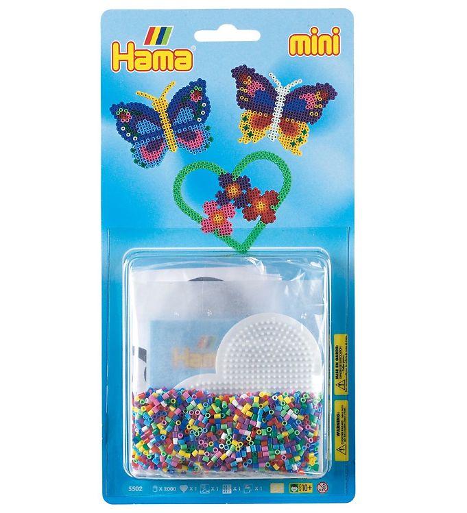 Hama Mini Pakke - Sommerfugl