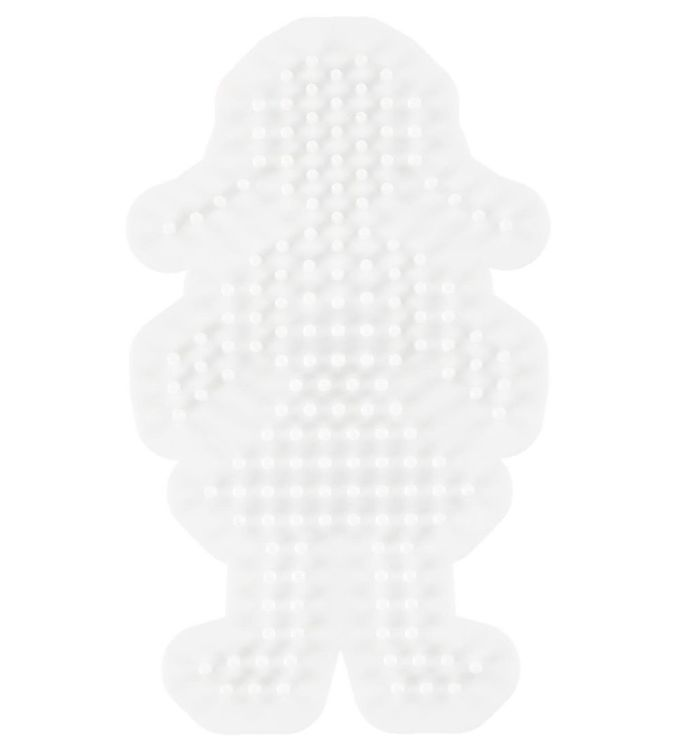 Hama midi perleplade - pige fra hama fra kids-world