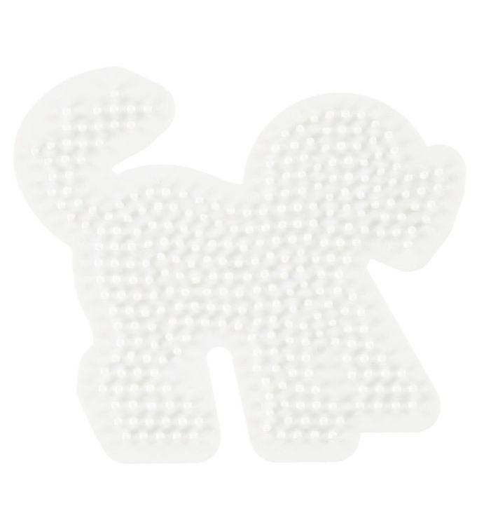 hama – Hama midi perleplade - hund fra kids-world