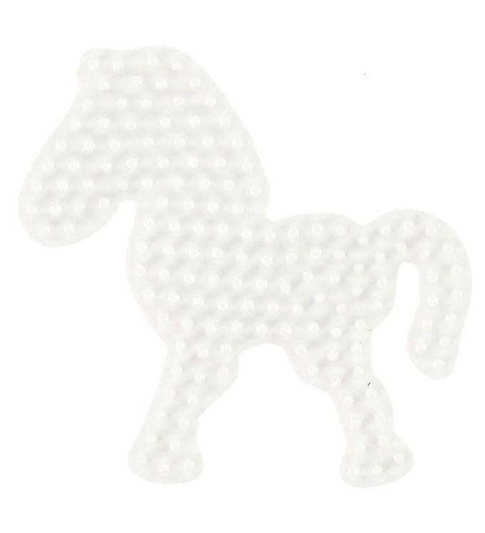 Image of   Hama Midi Perleplade - Pony