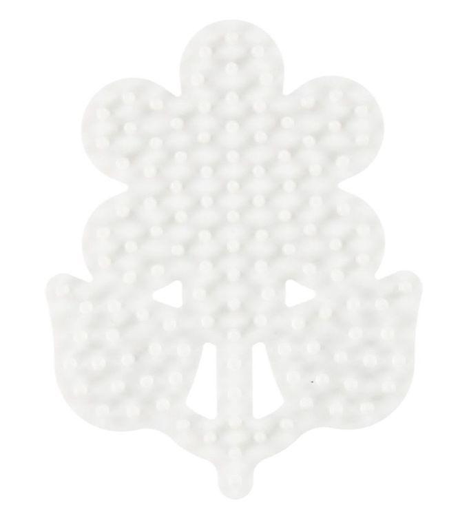 Hama Midi Perleplade - Lille Blomst