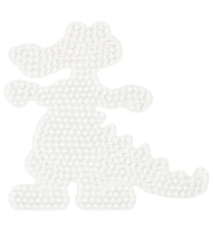 Hama Midi Perleplade - Krokodille