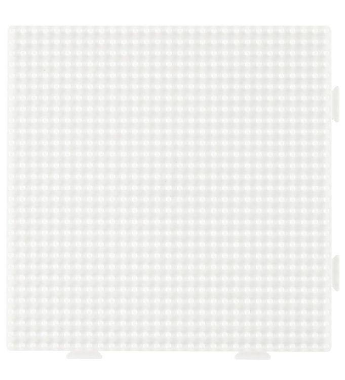 Hama midi perleplade - stor firkant fra hama på kids-world