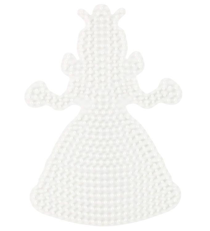 Image of   Hama Midi Perleplade - Prinsesse