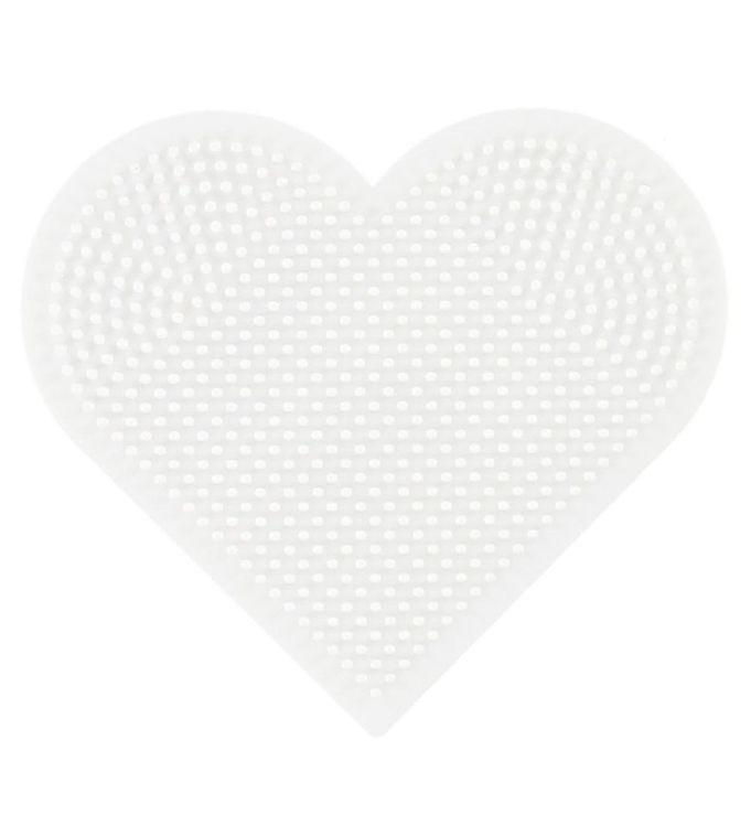 hama – Hama mini perleplade - lille hjerte fra kids-world