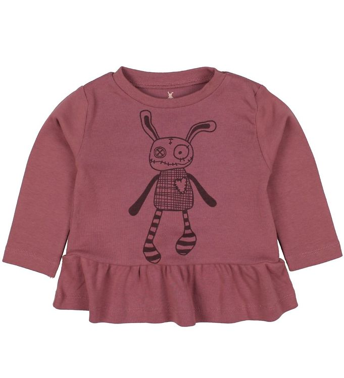 Image of   Small Rags Bluse - Gl. Rosa m. Mr. Rags