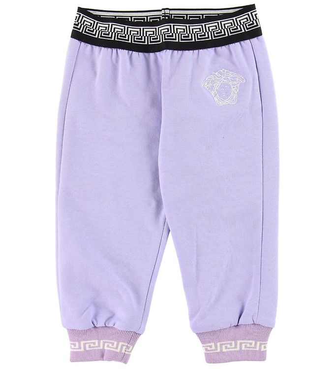 Young Versace Sweatpants - Lavendel