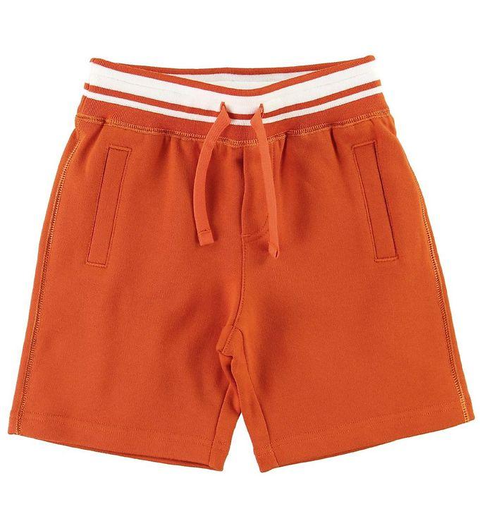 Image of Dolce & Gabbana Shorts - Sweat - Orange (MD485)