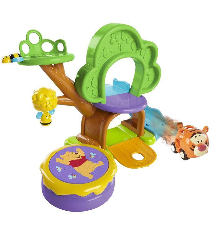 Oball legetøjssæt - go grippers - peter plys fra oball fra kids-world