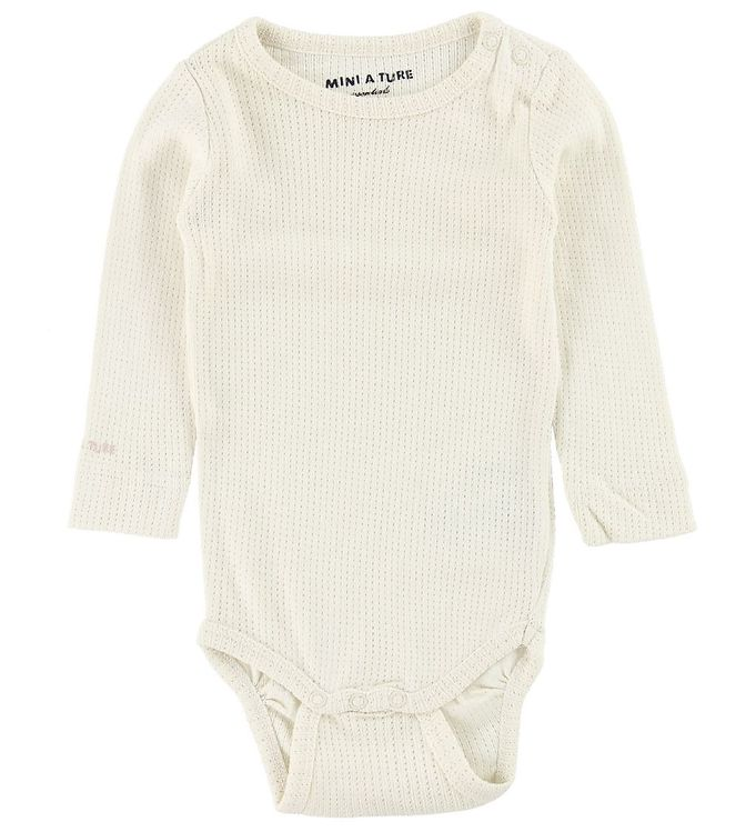 Mini A Ture Body l/æ - Emmely - Creme