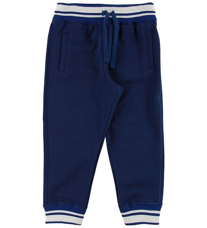 Image of Dolce & Gabbana Sweatpants - Mørkeblå (ME585)