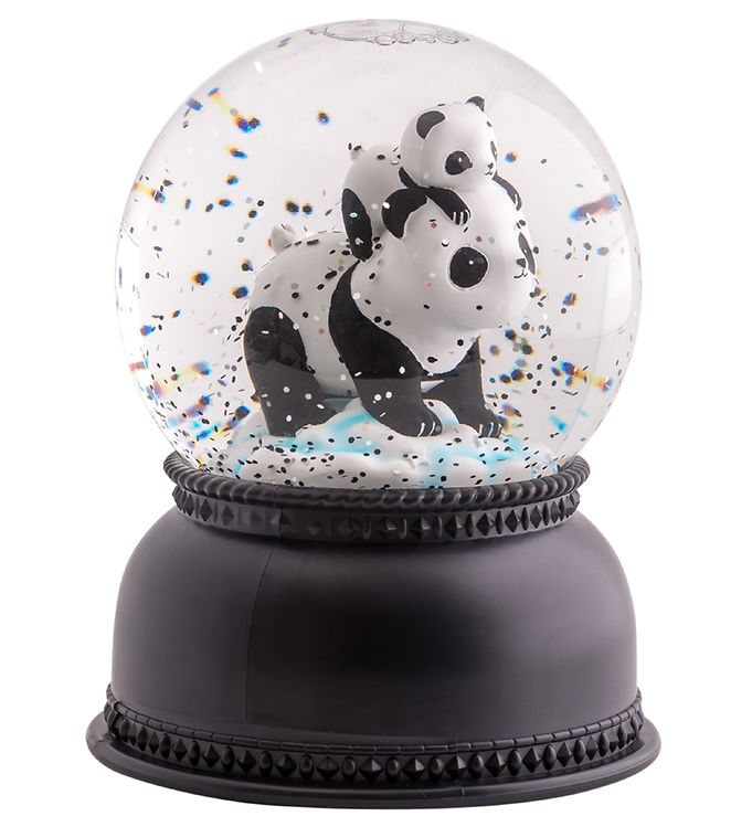 Image of A Little Lovely Company Snekugle - Panda (MF639)