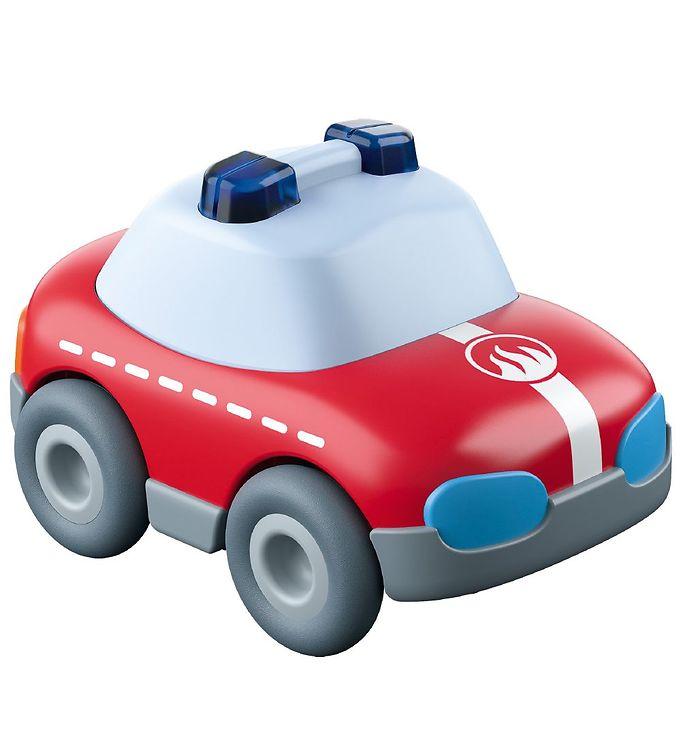 Haba brandbil - rød fra haba fra kids-world