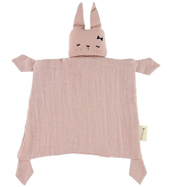 fabelab – Fabelab nusseklud - kanin - rosa på kids-world