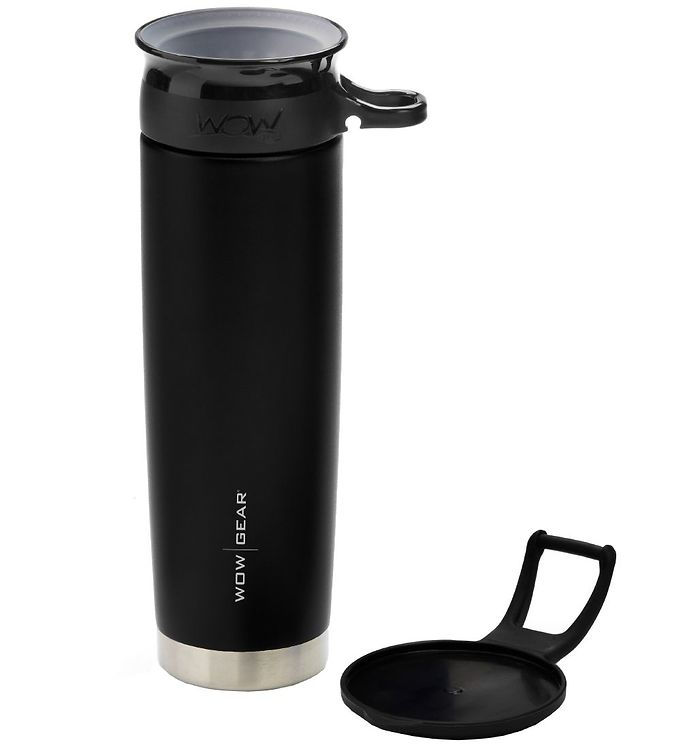 Image of Wow Cup Termo - Stål - 650 ml - Sort (MG794)
