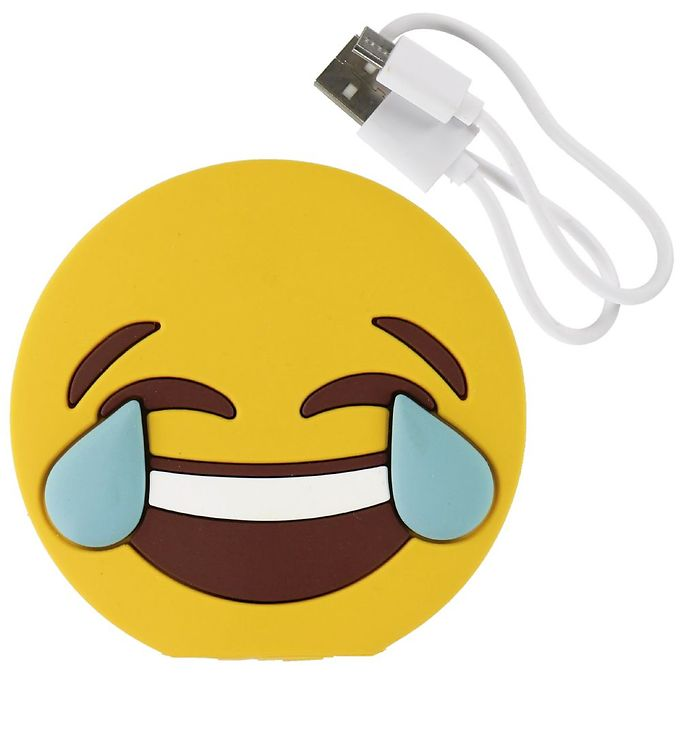 Image of Moji Power Powerbank - Laugh Double Face - 2600mAh (MG925)