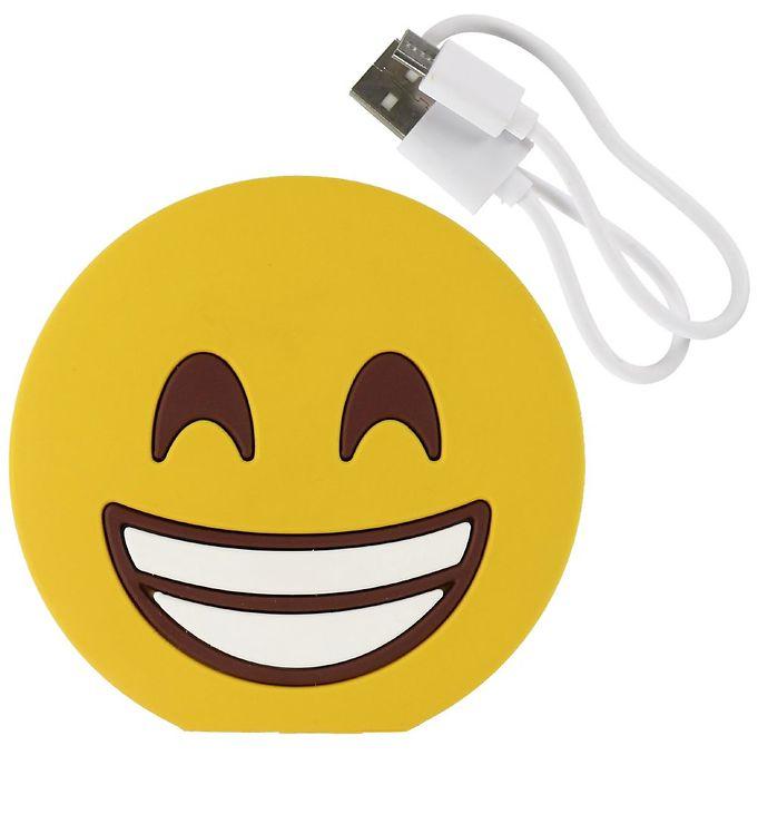 Image of Moji Power Powerbank - Happy Double Face - 2600mAh (MG930)