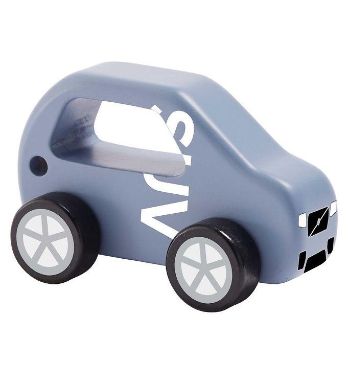 Kids Concept Træbil - Aiden - SUV - Kids Concept Bil,Kids Concept Legetøjsbiler,Kids Concept Trælegetøj - Kids Concept