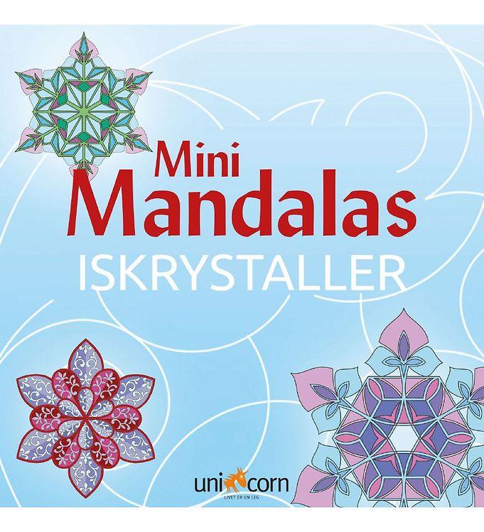 Image of Mini Mandalas Malebog - Iskrystaller (MH774)