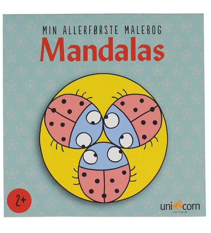 Image of Min Allerførste Mandalas Malebog (MH775)