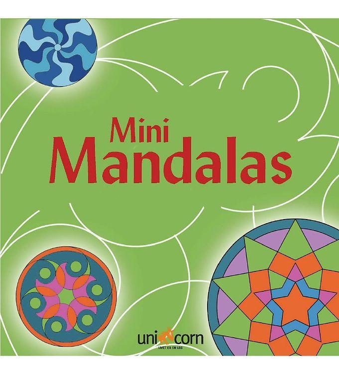 Image of Mini Mandalas Malebog - Grøn (MH786)