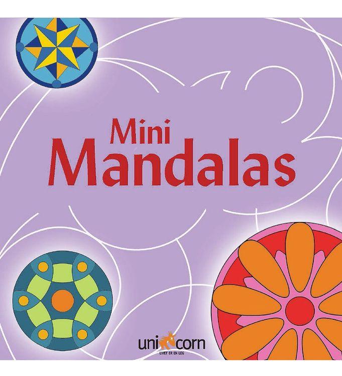 Image of Mini Mandalas Malebog - Lilla (MH787)