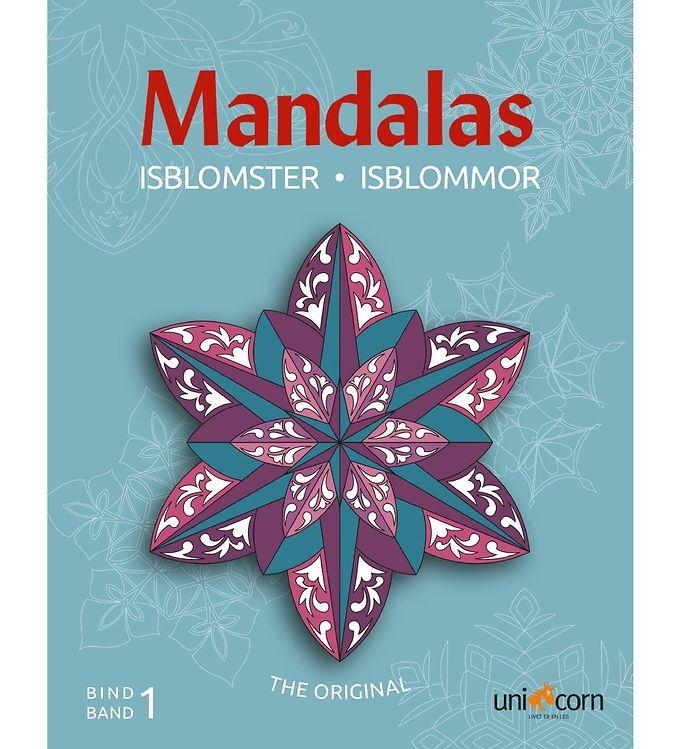 Mandalas Malebog - Isblomster - Bind 1