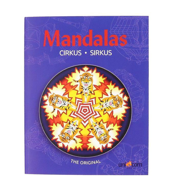 Mandalas Malebog - Cirkus