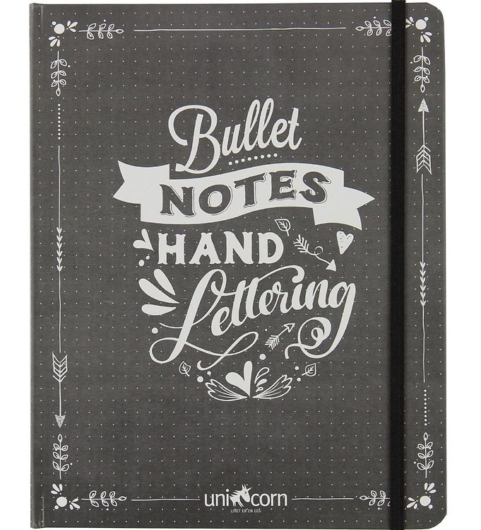 Image of Bullet Notes & Hand Lettering Grundbogen (MH922)