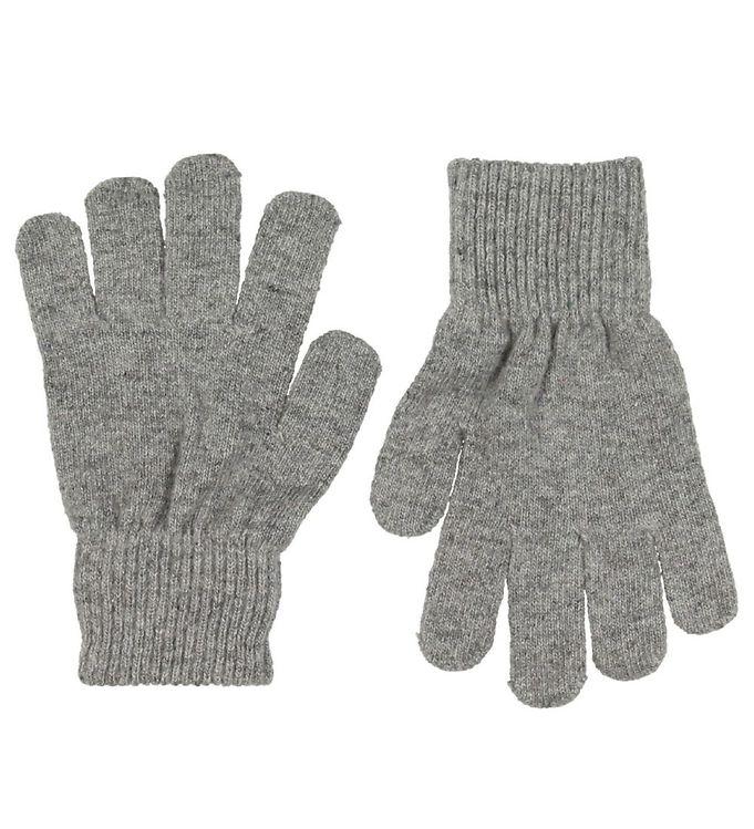 CeLaVi Handsker – Uld/Nylon – Gråmeleret