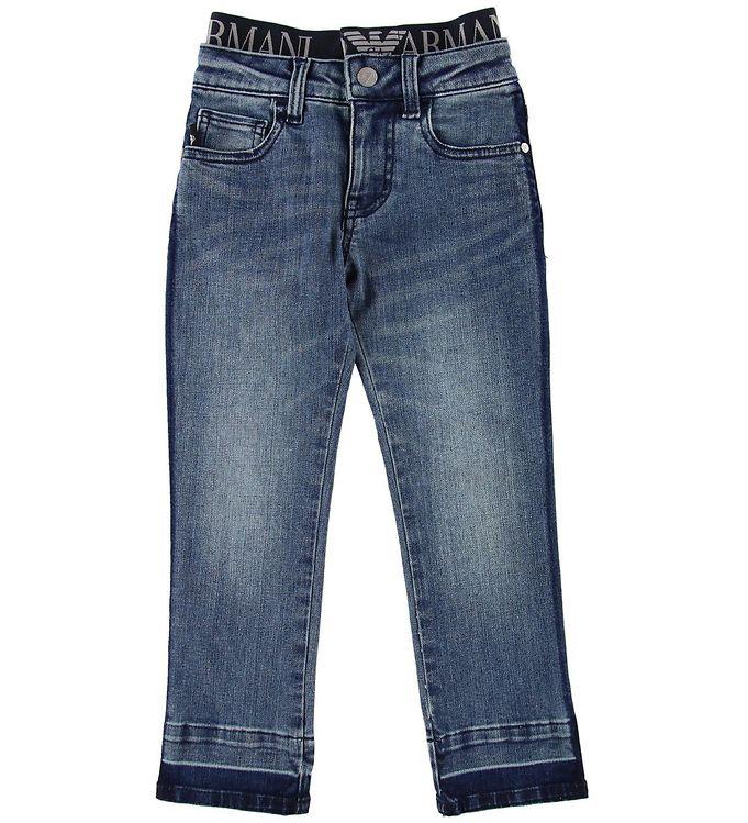 Image of Emporio Armani Jeans - Blå (MI282)
