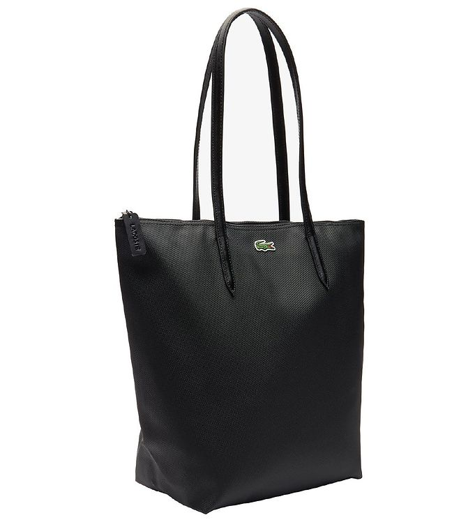 Image of Lacoste Taske - Vertical Shopping Bag - Sort (MI422)