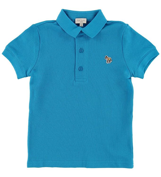Image of Paul Smith Junior Polo - Ridley - Turkis (MJ368)